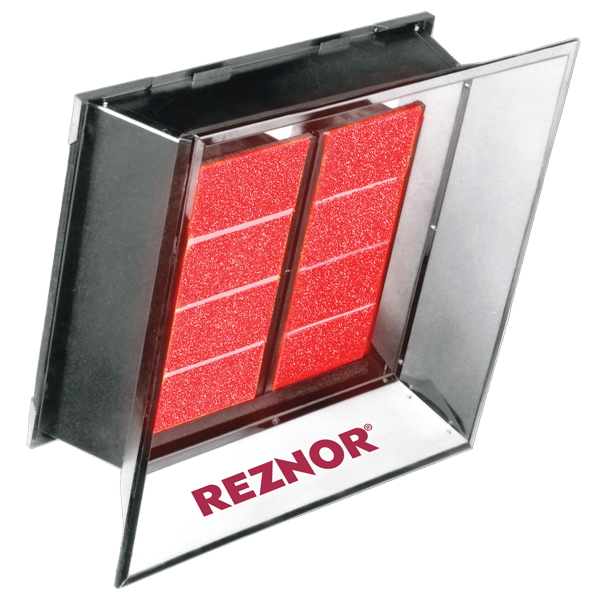 Rihn Small High Intensity Infrared Heater Reznor Heaters