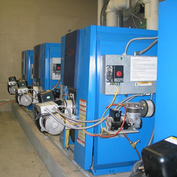 Rab Waste Oil Fired Heater Boiler Reznor Heaters